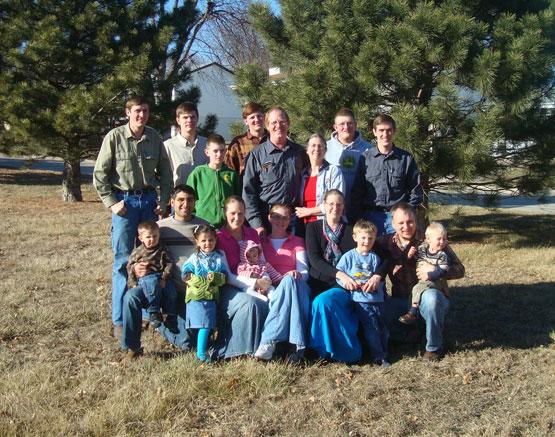 The Keep 'Em Crawling Family